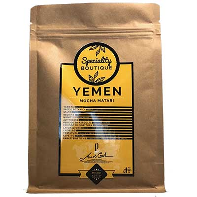 SPECIALTY COFFEE YEMEN MOCHA MATARI